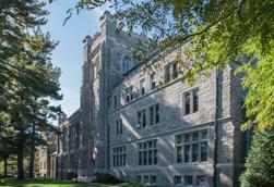Harvard University <br/>Divinity School Andover Hall