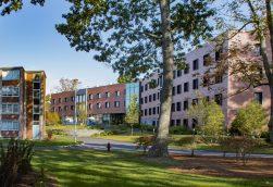 Wheaton College Pine Hall